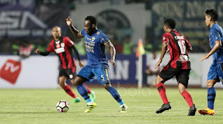 Persipura Jayapura vs Persib Bandung Imbang 0-0 #PersibDay