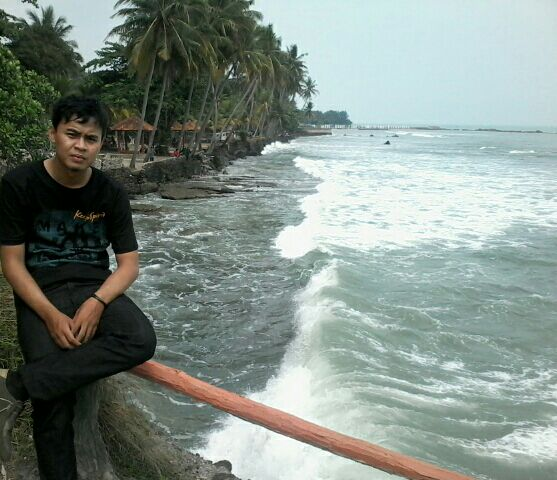Carita Beach Indonesia