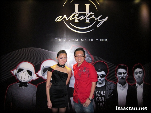 In red this year for Hennessy Artistry KWC 2012