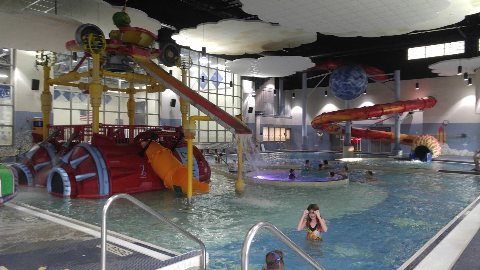 Metro Detroit Mommy Lakeland High School Indoor Water Park