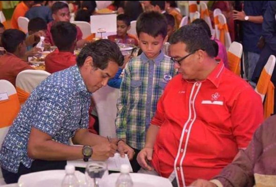 Tersebar Gambar Kj Isi Borang Ppbm Berita Wawancara