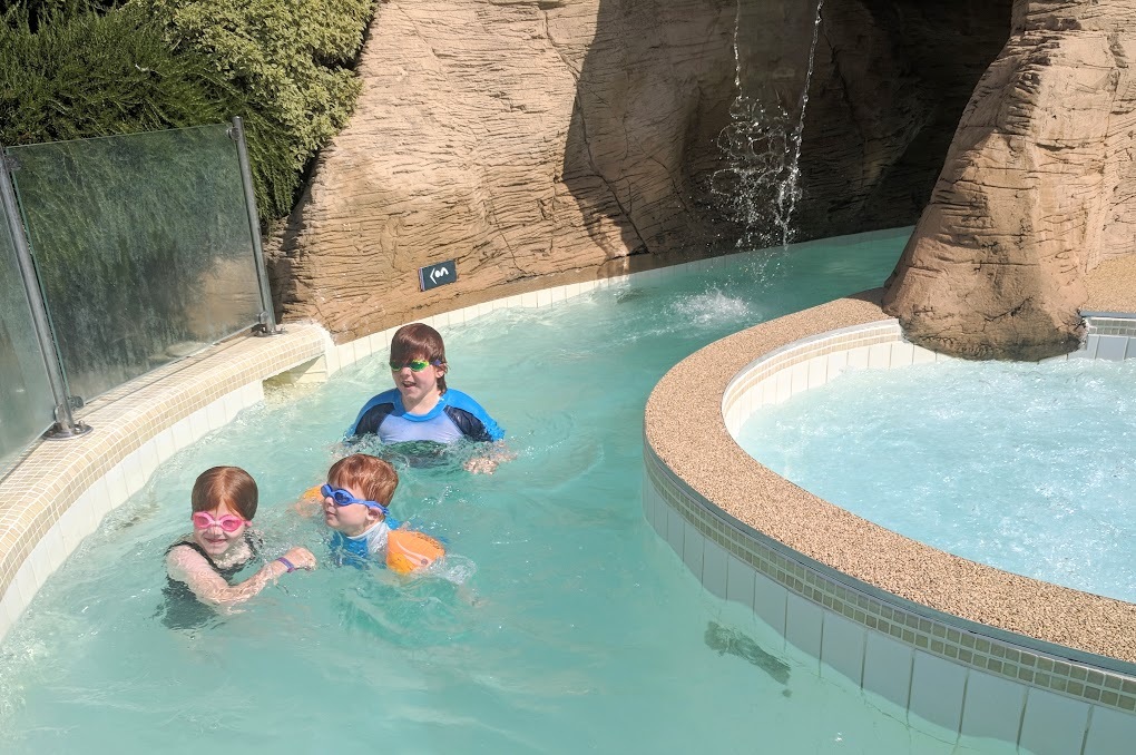 Les Ecureuils Campsite, Vendee - A Eurocamp Site near Puy du Fou (Full Review) - lazy river