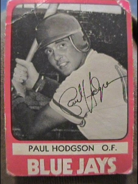 Thanks! He also attached pictures of his black and white cards from the  Southern League in 1981 and 1982. 36f65c513