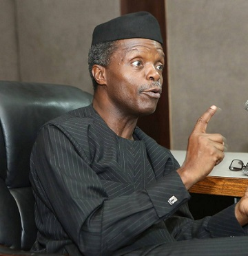 Osibanjo To Grace Retreat In OGP In Kaduna On Monday