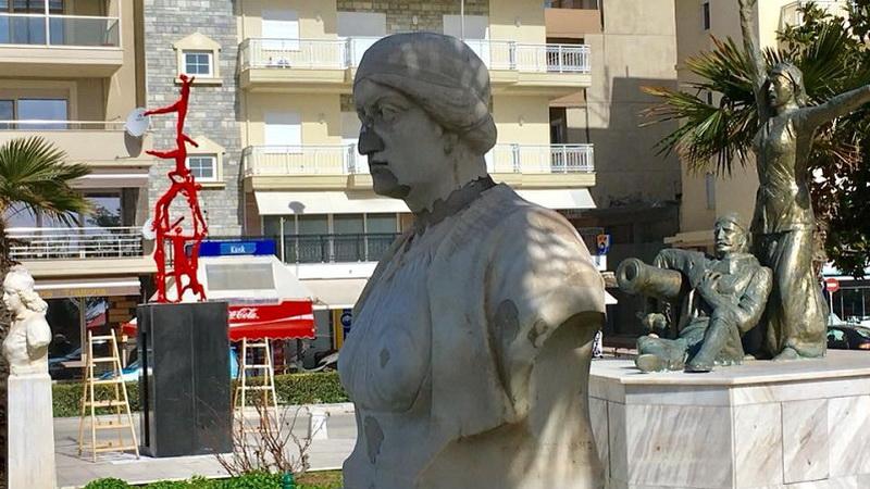 Λάθος χώρος και λάθος χρόνος (για το Ηρώο της Αλεξανδρούπολης