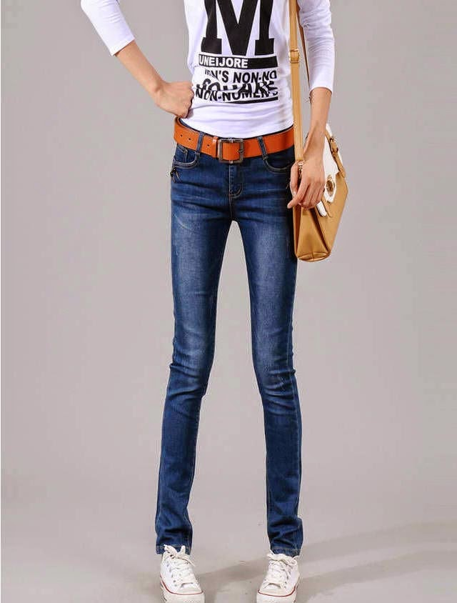 Cotton Campus Casual Jeans