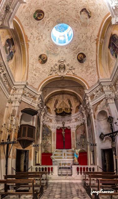 Chiesa, Monterosso, Cinque Terre, Ligurie, Italie