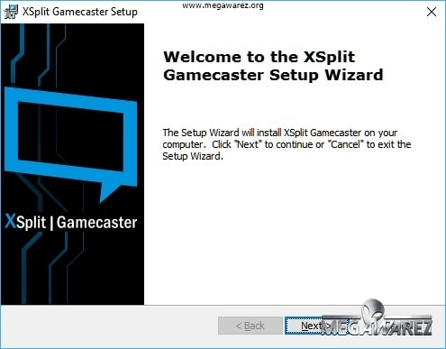 XSplit Gamecaster Studio imagenes