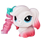 Littlest Pet Shop Series 1 Large Playset Fancie Pekingpup (#1-117) Pet