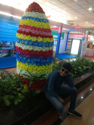 Rishabh Datta in International Trade Fair 2016 New Delhi