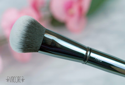 maiko brushes luxury grey 1002