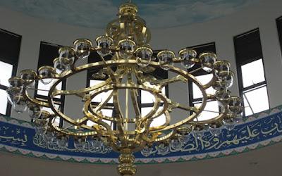 Harga Lampu Gantung Kubah Masjid