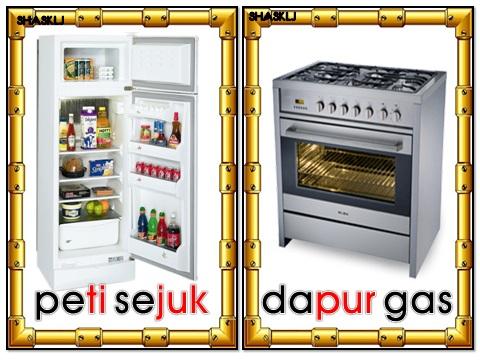 Alatan Di Dapur