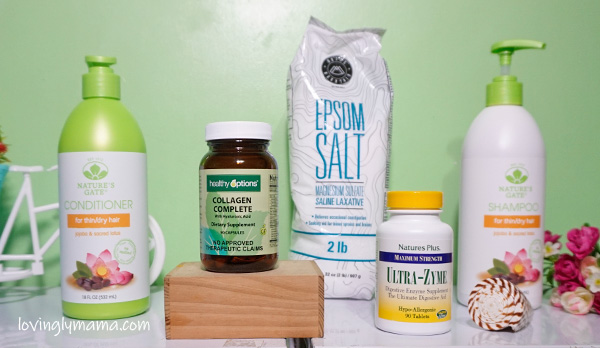 Healthy Options Bacolod Store - Bacolod mommy blogger - health and wellness - food supplement - Bacolod blogger - natural beauty products - essential oils - natural food supplements - super foods