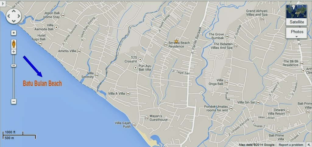 Batu Bulan Beach Bali Location Map,Location Map of Batu Bulan Beach Bali,Batu Bulan Beach Bali accommodation destinations attractions hotels resorts map reviews photos pictures