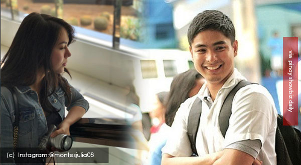 Julia Montes greets Coco Martin on his birthday; wants to keep her message private