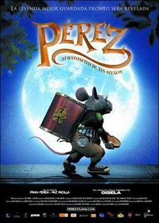 Perez El Ratoncito De Tus Sueños – DVDRIP LATINO