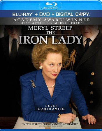 The Iron Lady (2011) Dual Audio Hindi 480p BluRay x264 350MB ESubs Full Movie Download