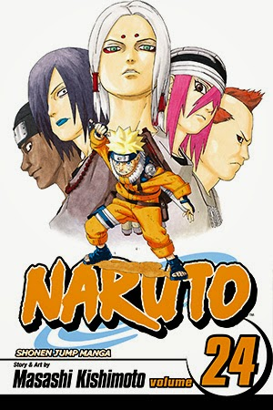 Naruto Tomo 24