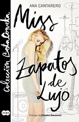 Reseña: Miss zapatos de lujo - Ana Cantarero