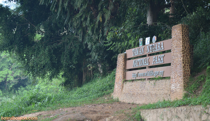 Pengalaman Pertama Cuti Taman Negara Pahang