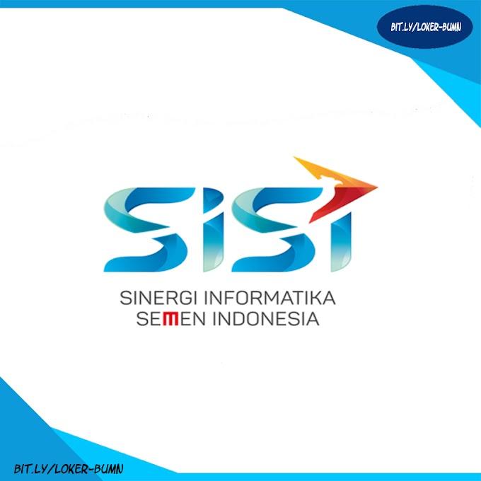 Rekrutmen Lowongan Kerja PT Sinergi Informatika Semen Indonesia (PT SISI)