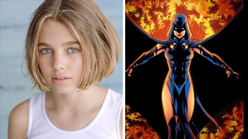 Teen Titans Movie Cast