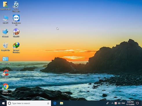 Bộ cài Windows 10 Pro for Workstation, Version 1809, OS Build 17763.134 (64-bit)