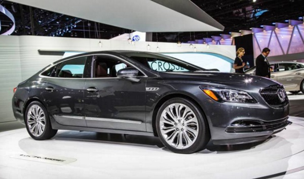 2017 Buick Lacrosse Interior Redesign Review Release Date Car Motor