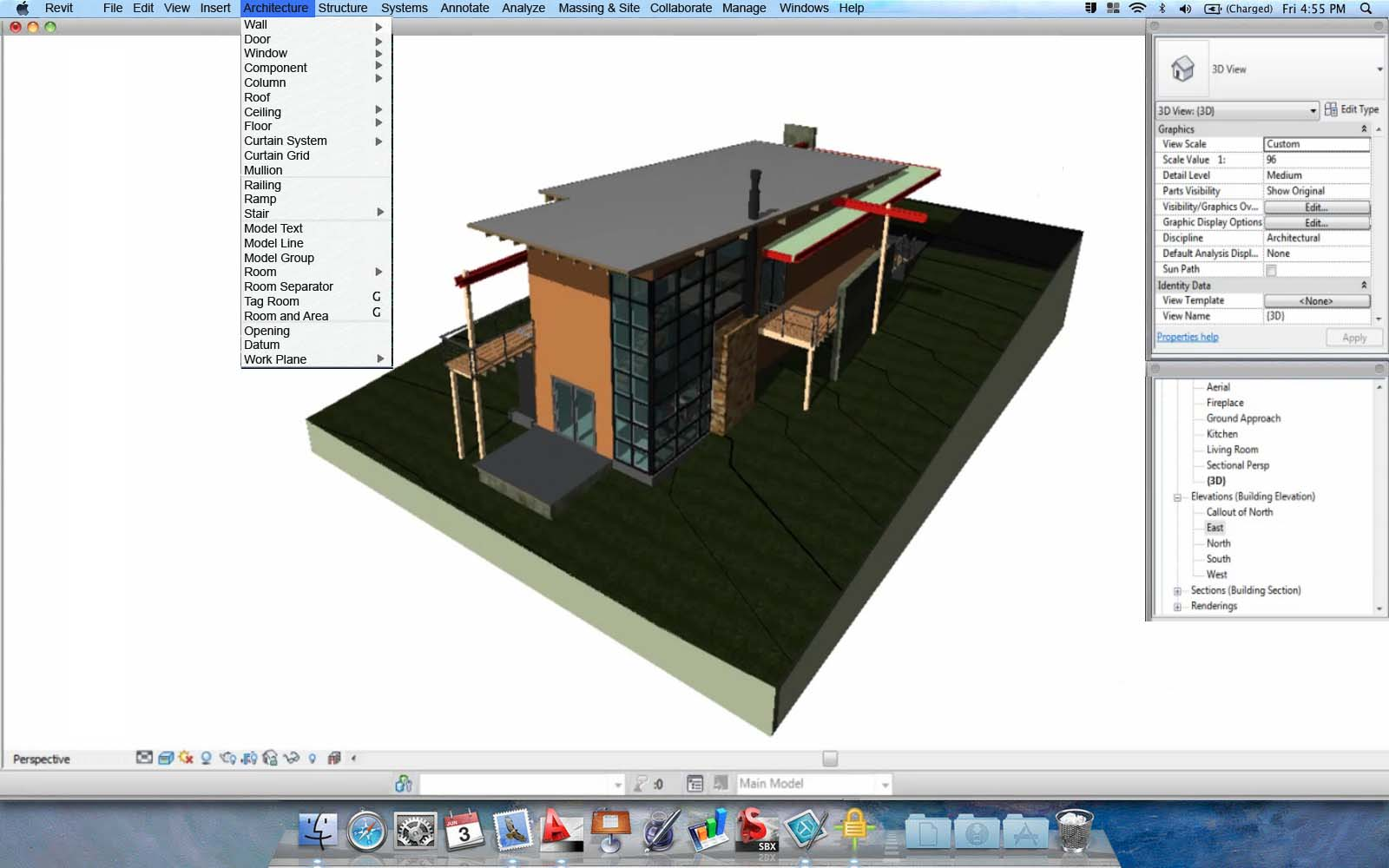 Buy AutoCad Architecture 2012 mac