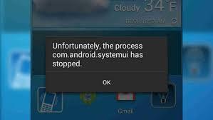 """3 Cara Mengatasi """"sayangnya proses com.android.systemui telah berhenti"""" Di HP Android"""