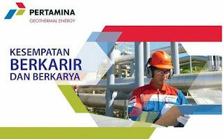 Karir PT.Pertamina Geothermal Energy