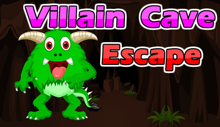 Play AjazGames Villain Cave Escape