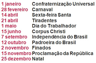 CRIAR CALENDÁRIO ONLINE 2017