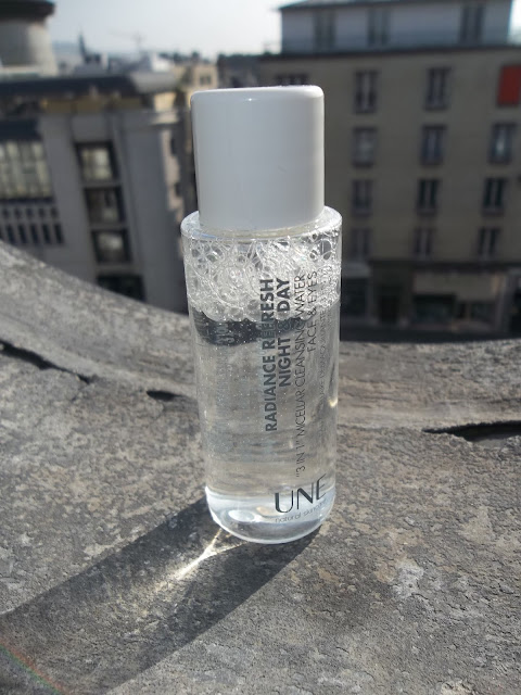 Eau Micellaire Radiance Refresh Night & Day - UNE