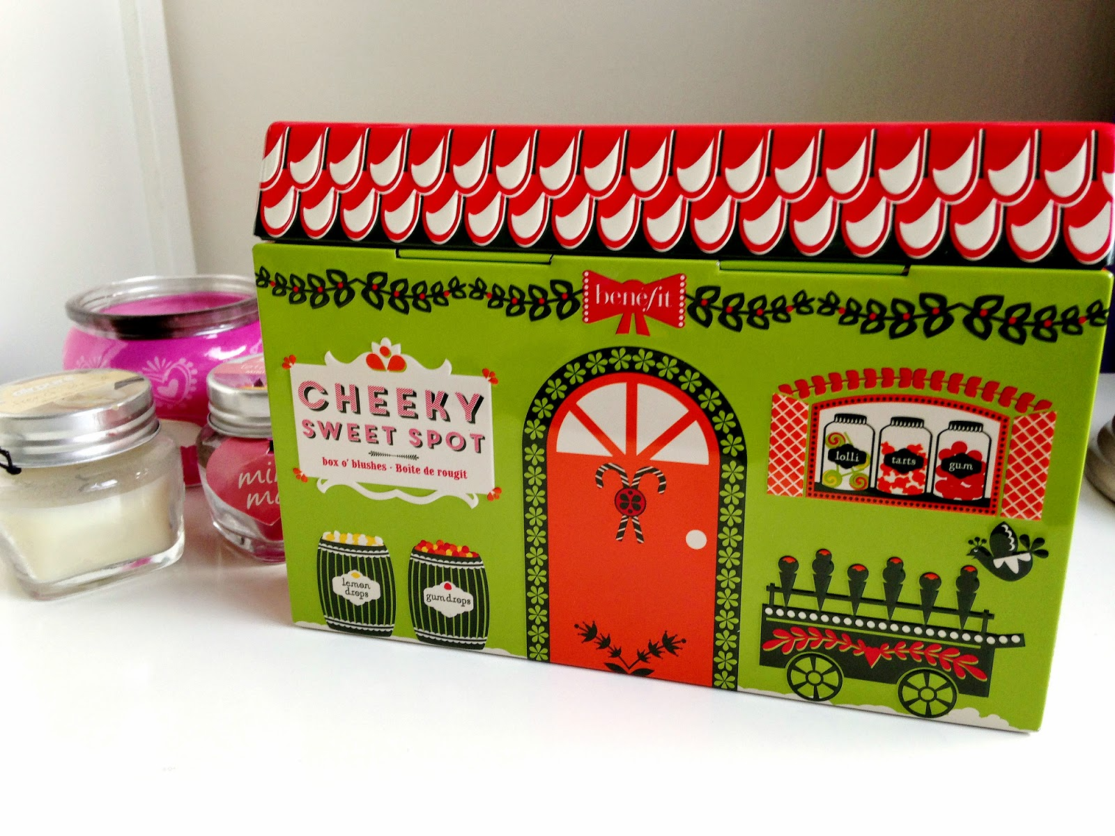 Benefit Cheeky Sweet Spot Box O Blushes