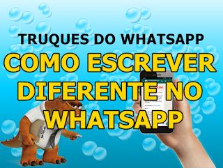truques para whatsapp