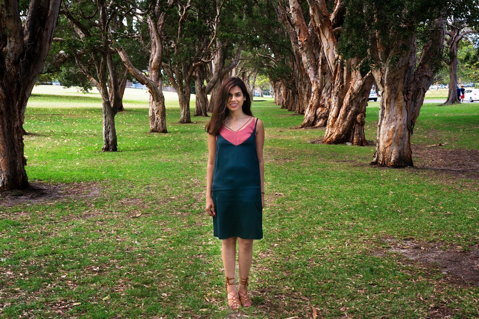 New Look 2 In 1 90s Lace Slip Dress in Centennial Parklands Sydney
