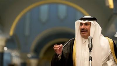 وزير الخارجية القطري السابق