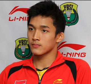 Biodata Lengkap Jonatan Christie Atlet Bulutangkis Indonesia