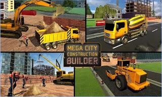 Game Mega City Construction Builder App