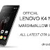 [ K4 NOTE ] OFFICIAL LENOVO K4 NOTE VIBE UI V6 STOCK MARSHMALLOW LATEST [S232] [09/01/2017] [VOLTE]