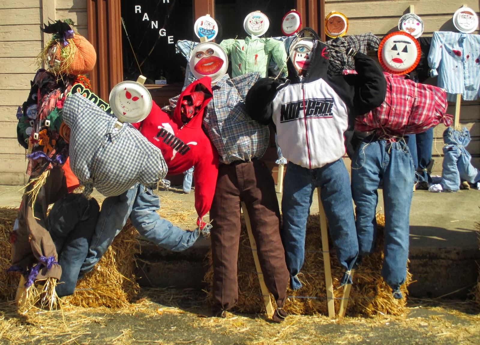Thrift Shop Commando: Halloween Roundup with Sacramento Bloggers