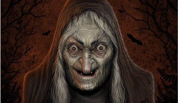 A dark halloween night- scary tale