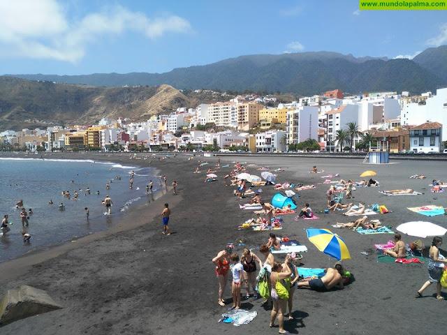 El Ayuntamiento de Santa Cruz de La Palma da luz verde al sistema de gestión ambiental de la playa