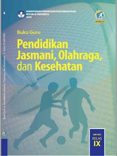 PJOK Buku Guru Kelas 9-IX Kurikulum 2013 Revisi 2018