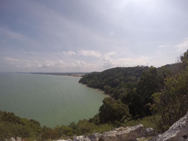 Bukit Batu Putih, Tanjung Tuan Port Dickson