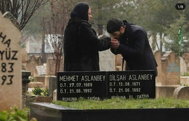 والدة بطل مسلسل زهرة الثالوث ممثلة تركية معروفة