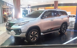 Harta Toyota Fortuner Terbaru