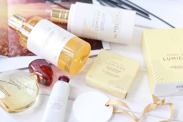 L'OCCITANE Новая коллекция Terre de Lumiere парфюм аромат локситан отзывы